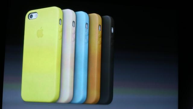 iPhone 5S renkli koruma kiliflari