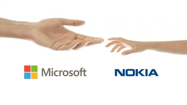 nokia ve microsoft
