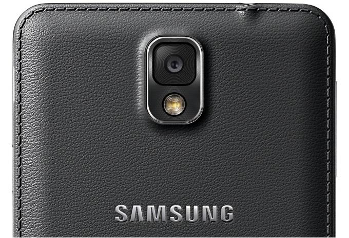 samsung galaxy note 3 arka kamera