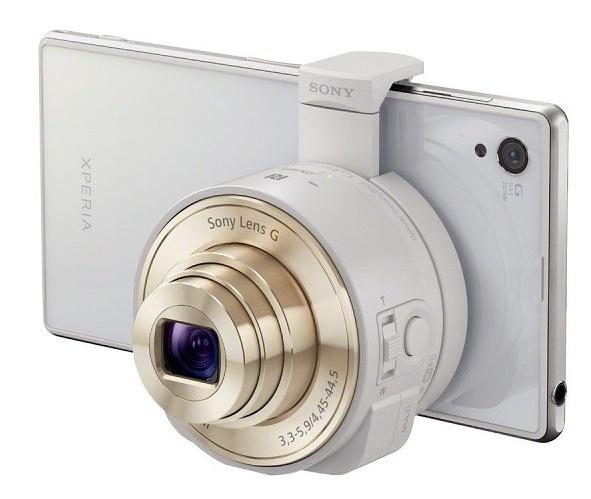 sony xperia z1 lens