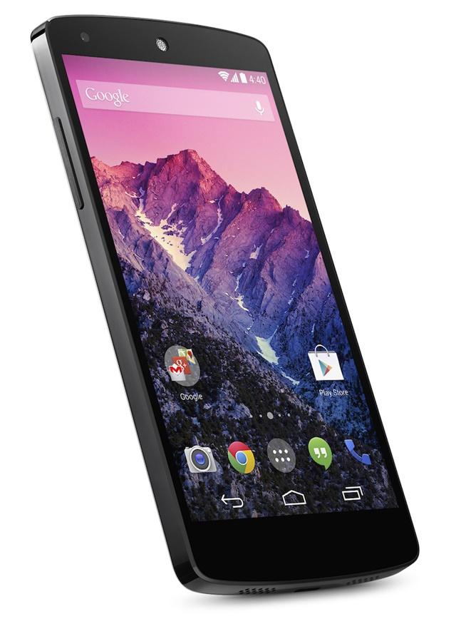 google lg nexus 5 android 4.4 kitkat