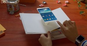 Samsung Galaxy Note 3 ve Galaxy Gear Reklam Videosu – Amsterdam