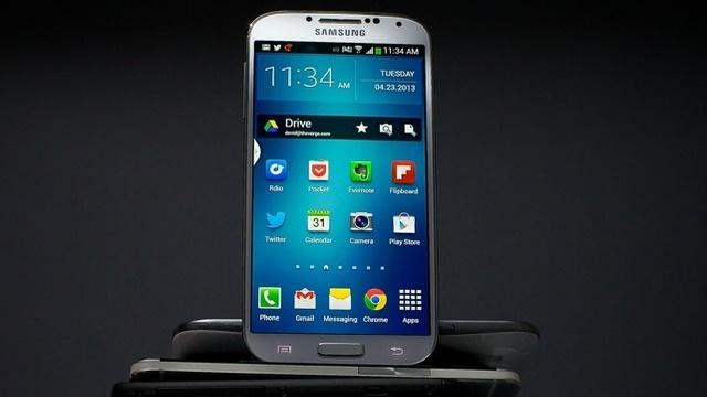Samsung Galaxy S4 40 Milyon Satış Barajını Aştı