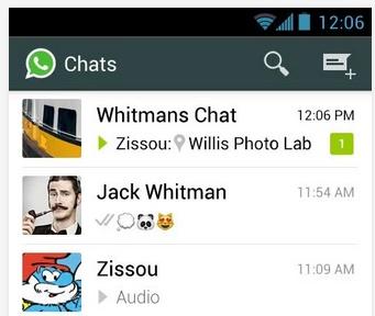whatsapp son gorulme