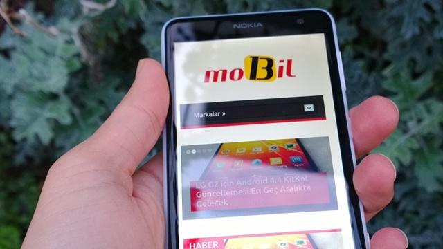 Nokia Lumia 625 fotograflari - kapak