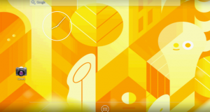 Android 4.4 KitKat Wallpapers Uygulaması