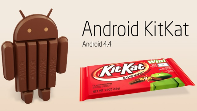 android kitkat telefon listesi