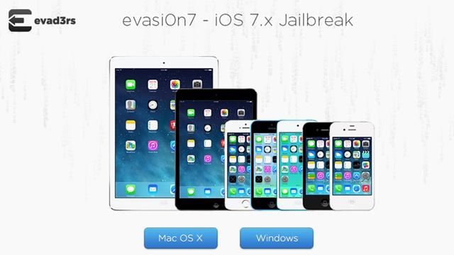 evasion ios 7.0 jailbreak
