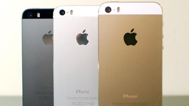 iPhone 5S Amerika'da En Çok Satılan Akıllı Telefon Oldu