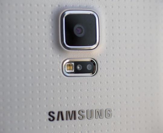 galaxy s5 kalp hizi sensor