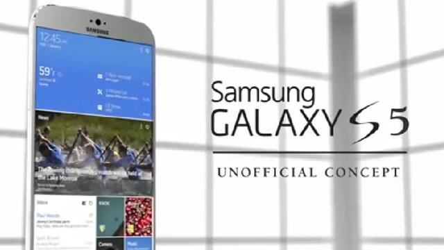 Galaxy S5'te Parmak İzi ve Su Geçirmeme Özellikleri Olacak