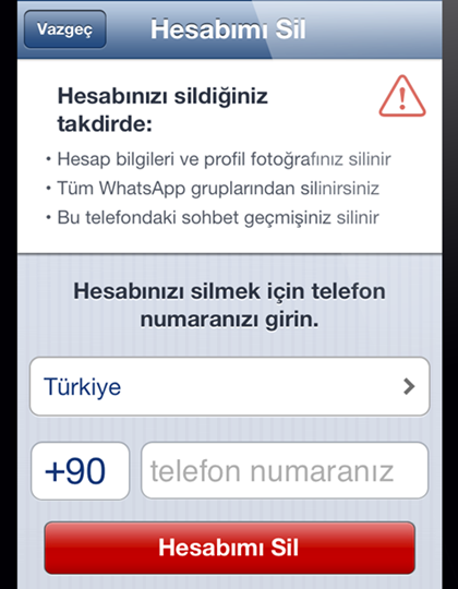 whatsapp hesap sil_3