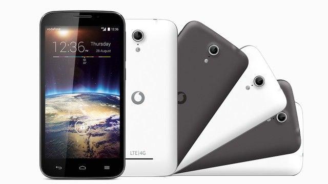 Vodafone Smart Power 4 Tanıtıldı! İşte Özellikleri ve Fiyatı