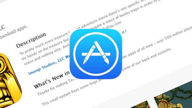 App Store 6 Yaşına Girdi