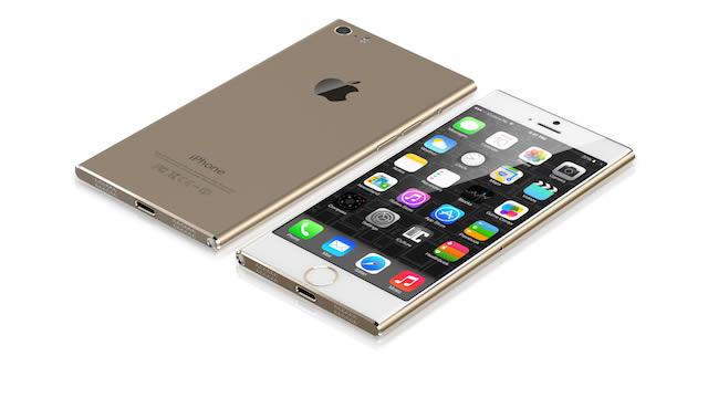 iPhone 6'da Farklı Titreşim Düzeni Olacak