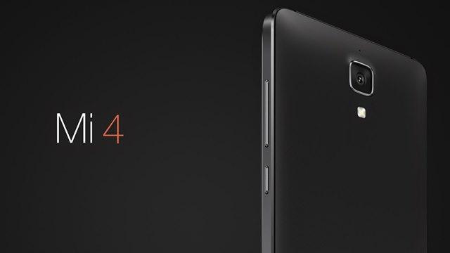 kamera Xiaomi Mi4