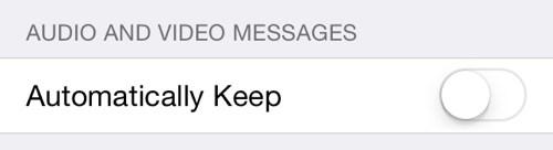 mesajlar iOS 8 Beta 3