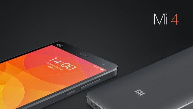 mobil13 Xiaomi Mi4