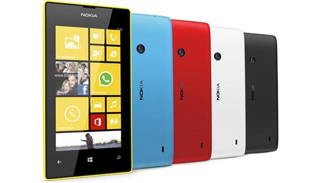 Nokia Lumia 520 En Çok Satan Windows Phone Oldu