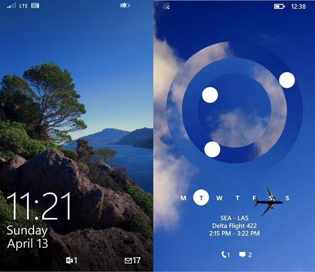 windows phone 8.1 kilit ekrani mobil13