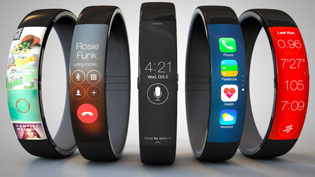 iWatch Akıllı Saat iPhone 6 ile Tanıtılabilir