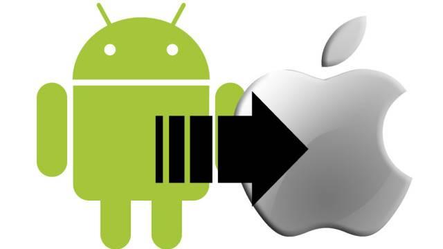 İşte Apple'ın Android'den iPhone'a Geçme Rehberi