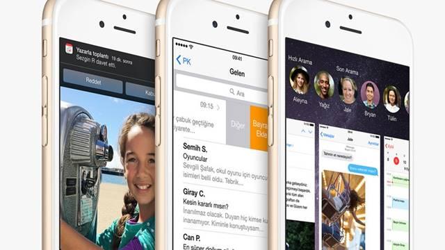 İşte Yeni Apple iOS 8 Sürümünün Tüm Özellikleri
