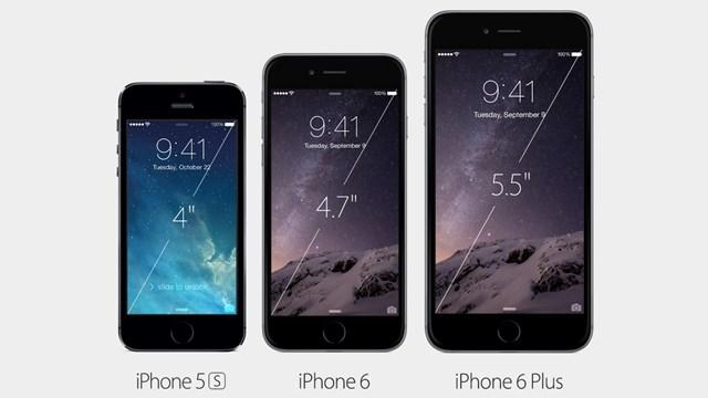 iPhone 6 Plus tasarim