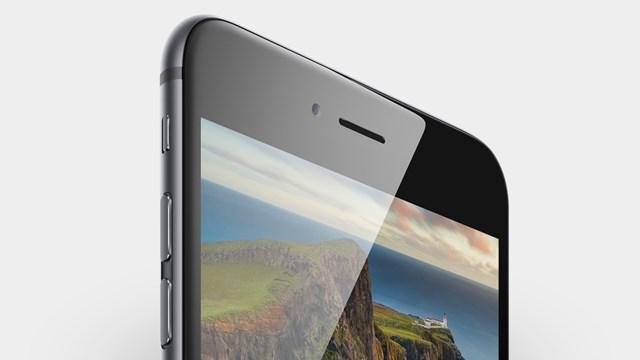 iPhone 6 retina ekran