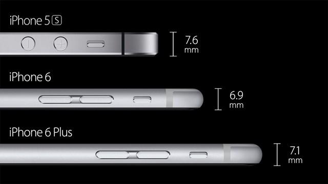 iPhone 6 tasarim