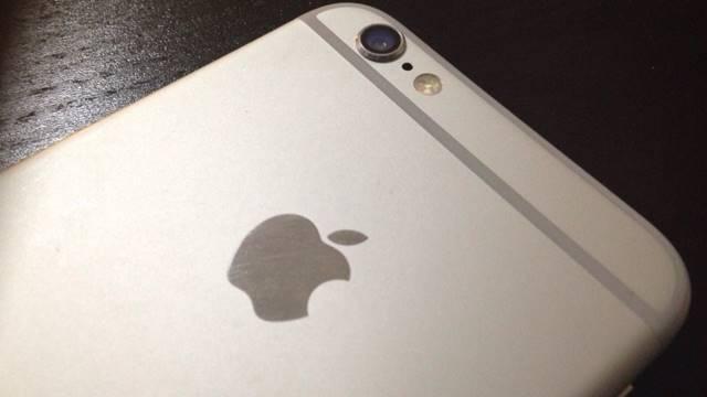 iPhone 6 Çalışırken Görüntülendi