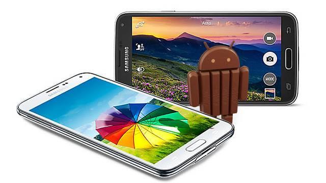 Samsung Galaxy Telefonlara Android 4.4.4 Sürümü Geliyor