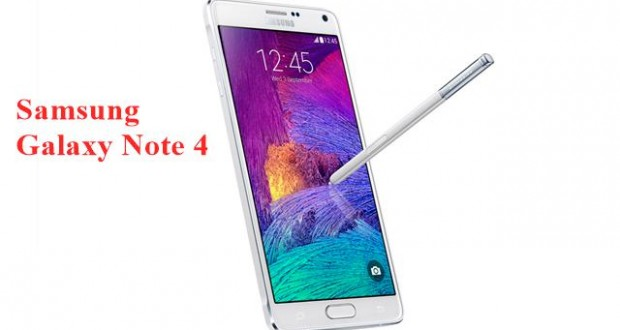 samsung galaxy note 4 gorsel