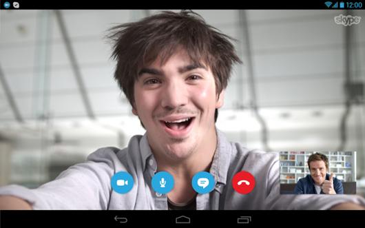 skype gorsel