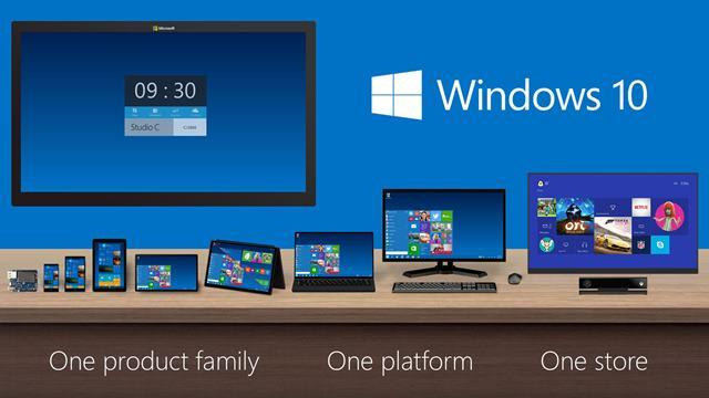 windows 10 WP8 lumia