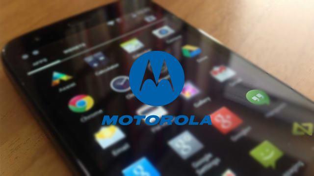 Motorola Yeni Moto Akıllı Telefonu Test Ediyor