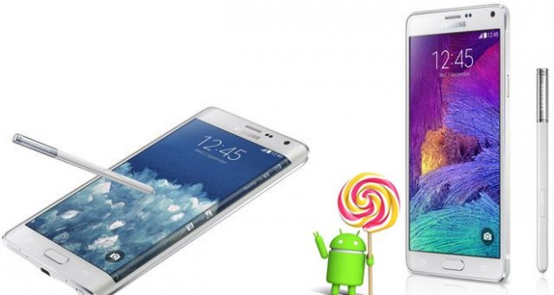 samsung galaxy note 4 ve edge android 5.0.1