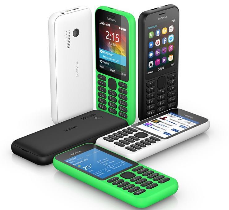Microsoft Nokia 215 - 1