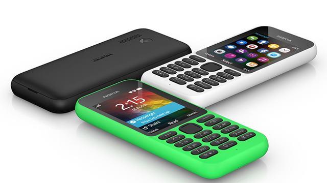Nokia 215 Telefon Sadece 29 Dolar