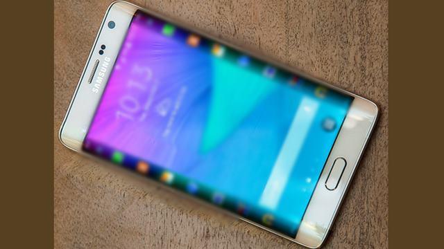 samsung-galaxy-s6 kavisli ekran