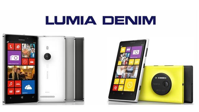 Lumia 1020 ve Lumia 925 Denim Güncellemesi Alıyor