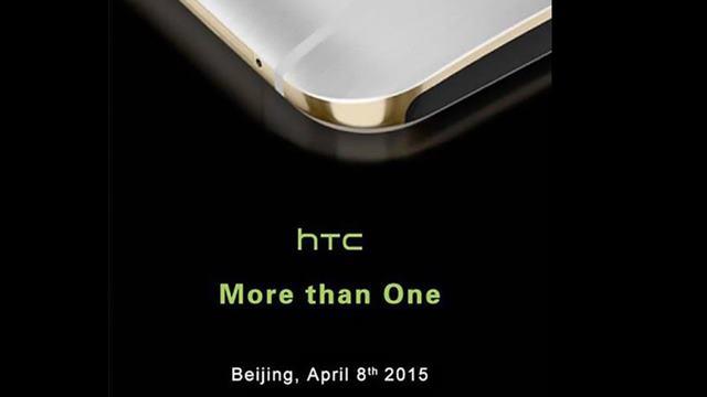 HTC One M9+ İçin Tarih 8 Nisan