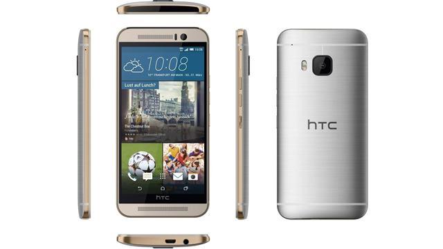 HTC One M9 Fiyatı Belli Oldu