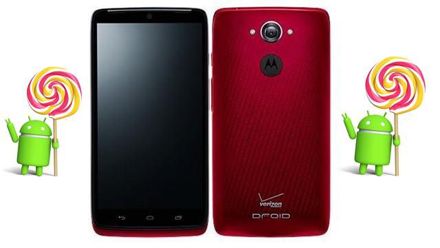 Motorola Droid Turbo Android 5.1 Güncellemesi Alacak
