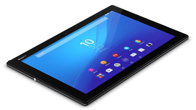Sony Xperia Z4 Tablet Tanıtıldı