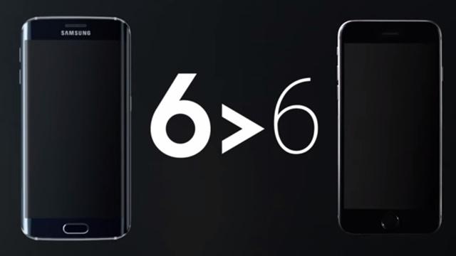 Samsung Galaxy S6 Edge ile iPhone 6 Karşılaştırması