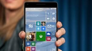 Windows 10 Mobile Eylül'de Geliyor