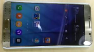 İşte Samsung Galaxy Note 5 Prototipi!