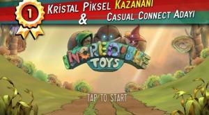 Türk Oyun Geliştirici Udo Games'in Yeni Oyunu Incredible Toys Çıktı
