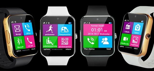 aiwatch gt08+ smart watch phone modeller